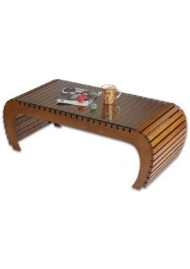 BENT BIG COFFEE TABLE