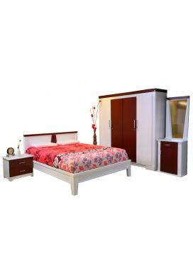 RIYAN BEDROOM SET