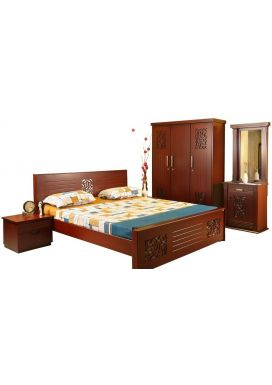 CRYSTAL  BEDROOM SET