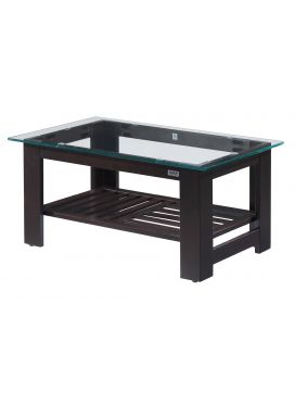 "ASTER LT COFFEE TABLE+ AB RACK - 36"" x 22"""