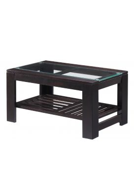 "ASTER DELUXE COFFEE TABLE + AB RACK - 36"" x 22"""