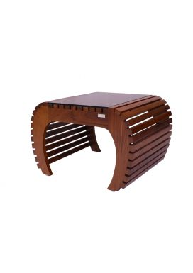 BENT SMALL COFFEE TABLE