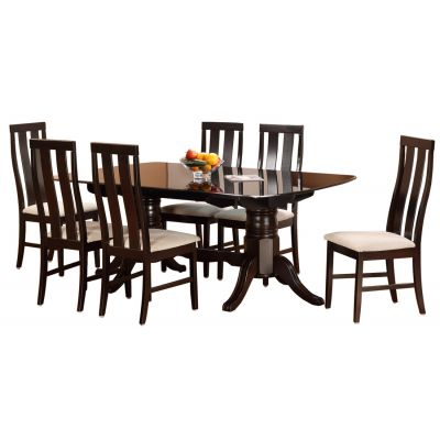 VENICE PLUS DINING TABLE - 6X4 + SOLO LT