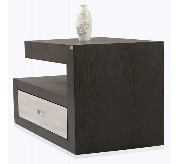 C COFFEE TABLE WITH DRAWER