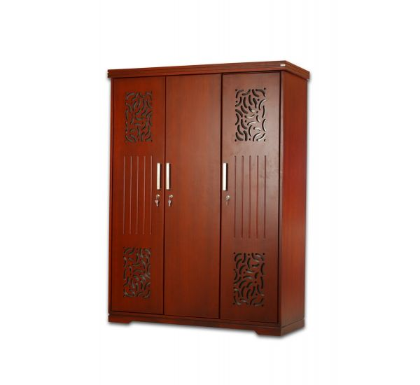 CRYSTAL WARDROBE 3 DOOR